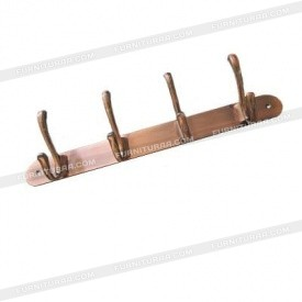 Крючок мебельный 309-4