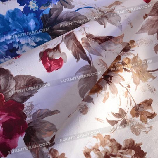 Мебельная ткань FLORA