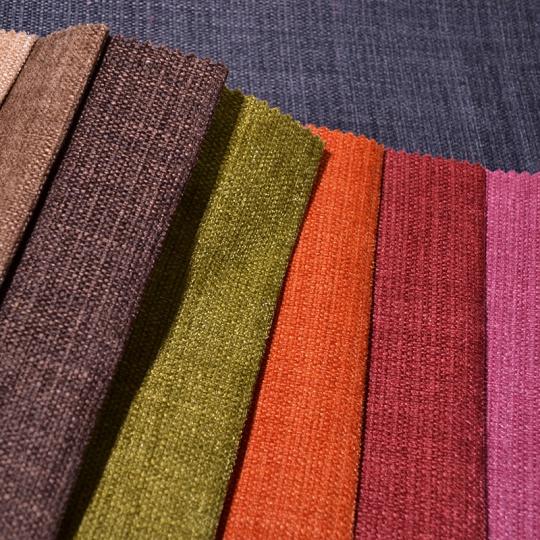 Мебельная ткань рогожка МОНАКО