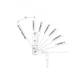 Механизм подголовника