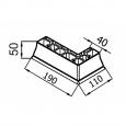Ножка KA 110-02 схема