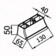 Ножка KA 111-03 схема