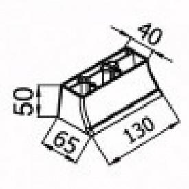 Мебельная ножка KA 111-02
