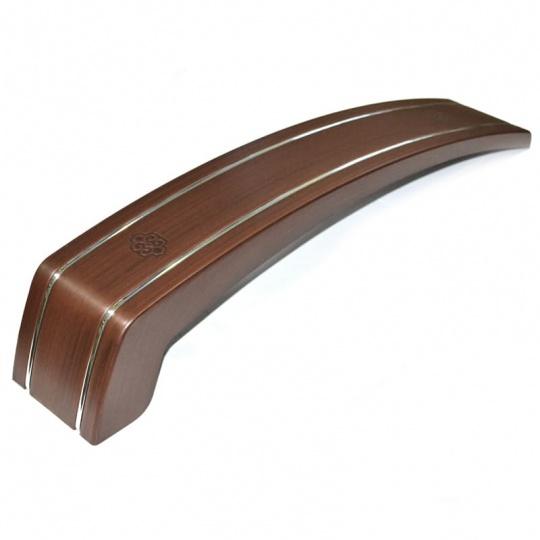 Пластиковая накладка на подоконник PP 140-02