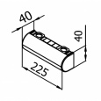 Ножка VA 222-01 схема