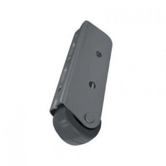 Ролик мебельный торцевой 3501-R