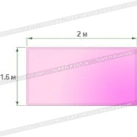Поролон EL 28/42 - 1.6х2 м