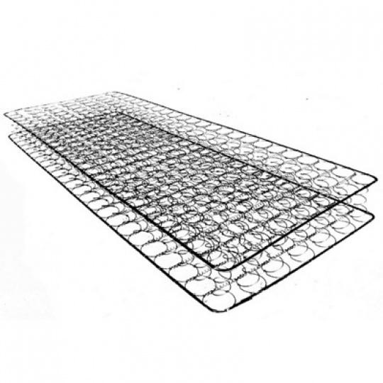 Пружинный блок 1820 х 550 х 110 мм