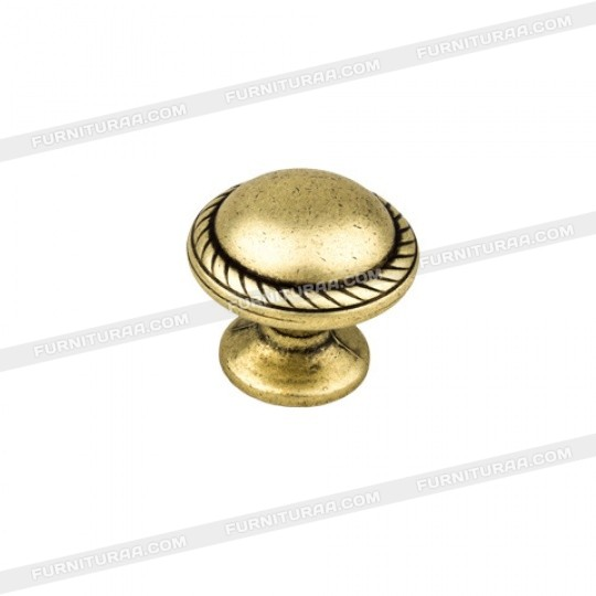 Ручка мебельная кнопка KR 3105